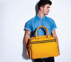 RETRO BOWLING BAG BG75 21D.BB.008