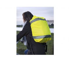 HIGH VISIBILITY ELASTICATED COVER FOR BACKPACKS 5492 21U.PW.204