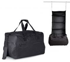 TRAVEL BAG WITH BUILT-IN SHELVES KI0929 21R.KI.414