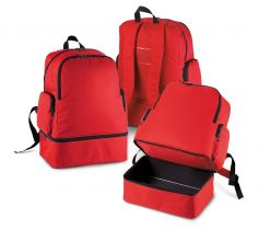 TEAM SPORTS BACKPACK WITH RIGID BOTTOM PA517 21P.PA.416