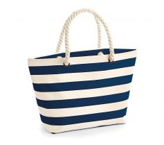 NAUTICAL BEACH BAG W680 21Z.WM.468