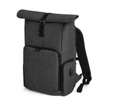 Q-TECH CHARGE ROLL-TOP BACKPACK QD995 21P.QA.489