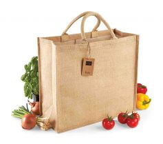 JUMBO JUTE SHOPPER W408 21Z.WM.590
